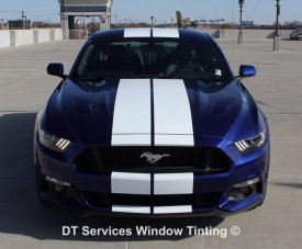 Illinois Window Tint Law >> Mustang Stripes