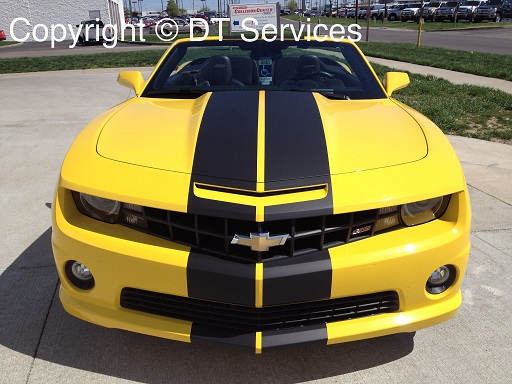 Chevy Truck Racing Stripes